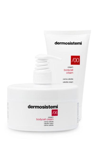 Bodycell Cream - Crema cellulite è una Crema dermocosmetica ad azione rimodellante per un'azione intensiva contro gli inestetismi della Cellulite.