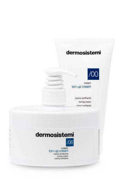 crema dermocosmetica ad azione tonificante